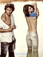 Ranveer Singh Myntra Online Store Promotional Photoshoot
