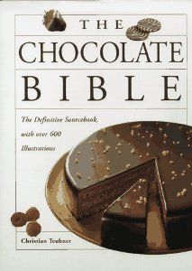 The Chocolate Bible: The Difinitive Sourcebook, With Over 600 Illustrations (By Christian Teubner)Okay, we know you only read The Chocolate Bible for the articles, but will your friends believe you? After all, this stunning book is so overflowing with luscious photographs of chocolate in all its...