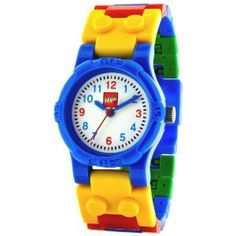 LEGO   LEGO Kids' 4250341 Make-N-Create Watch