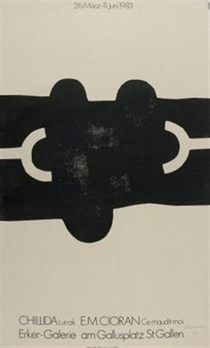 View Cioran by Eduardo Chillida on artnet. Browse upcoming and past auction lots by Eduardo Chillida. Abstract Shapes, Abstract Art, Dark Love, Black And White Abstract, Henri Matisse, Abstract Sculpture, Semantic Language, Line Art, Illustration