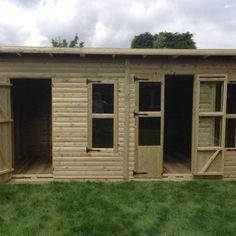 (ID.SUM.3C) 14 x 10 SUMMER HOUSE
