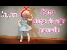 Base muñeca Amigurumi - YouTube