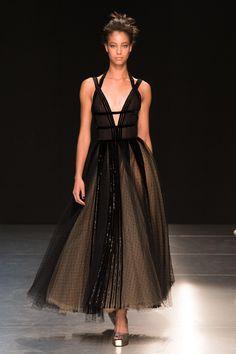 Défilé Georges Chakra Automne-hiver 2017-2018 Haute couture -...