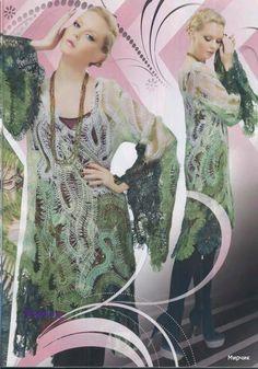 Hairpin Lace Crochet Flower Patterns por RussianCrochetBooks, $6.99