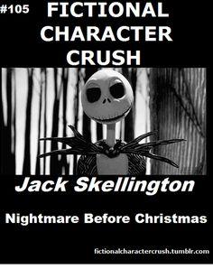 #105 - Jack Skellington from Nightmare Before Christmas