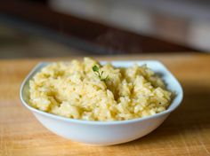 Carrie's Experimental Kitchen: Raspberry & Orange Risotto