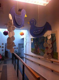 Boldogság Napja Nagykovácsi Cinegék Classroom Decor, Album, Decoration, Spring, Baby, Decor, Decorations, Baby Humor, Decorating