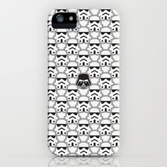 The Dark One iPhone Case by Davies Babies #iPhone_Case #Star_Wars