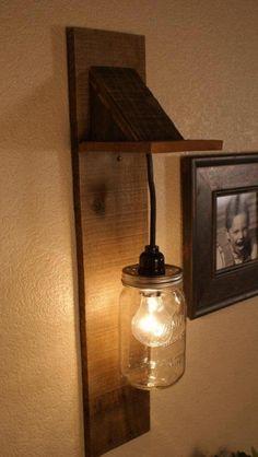 spezielle lampenidee