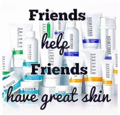 Best advertisement for R+F is great looking skin and talking about it. Contact me for more info on products and/or how to make money sharing the products you love.