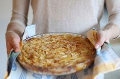 Unelmaa leipomassa: ROUHEINEN OMENAPIIRAKKA #omena #piirakka
