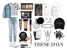 """BRUH"" by babyamel on Polyvore featuring mode, Dsquared2, Chicnova Fashion…"