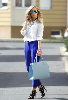 22 Elegant WorkfWear Outfits Combinations for Women