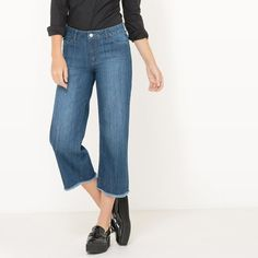 Our classic, straight leg and regular fit jean styles suit any shape, making them a style staple. Pair with a crisp white shirt for French chic. Jeans Fit, Wide Jeans, Jeans Style, Mom Jeans, Jeans Regular, Crisp White Shirt, French Chic, Straight Cut, Legs