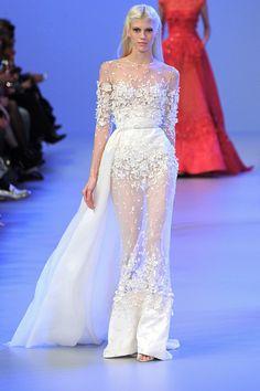 Vestidos de novia de Elie Saab 2014 #boda #novias#vestidos