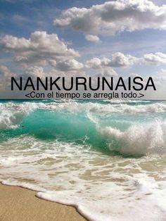 Nankurunaisa (Japonés)