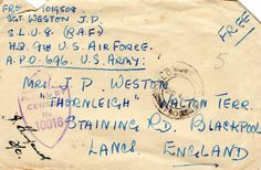 Military Memories 17 - A Wartime Telegram #genealogy #familyhistory #militarymemories