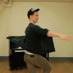 Ryan Steele -Specs in the original Broadway cast of Newsies!