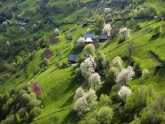 Remote village, Cluj county, Romania