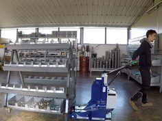 M16 Zallys, elektrický ručne vedený ťahač, s hydraulickým ťažným zariadením.  Rýchlost' – 4 km/h; Ťažná kapacita až 6 000kg Zdvíhacia kapacita - 1 800kg; Vyrobené v Taliansku. Treadmill, Stationary, Gym Equipment, Treadmills, Workout Equipment