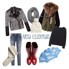 """Alexa Essentials"" by norahabbal"