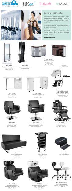Descubre nuestras novedades en mobiliario EUROSTIL