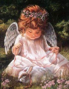 Image detail for -... ángeles protectores de aquellos que confían en su presencia y