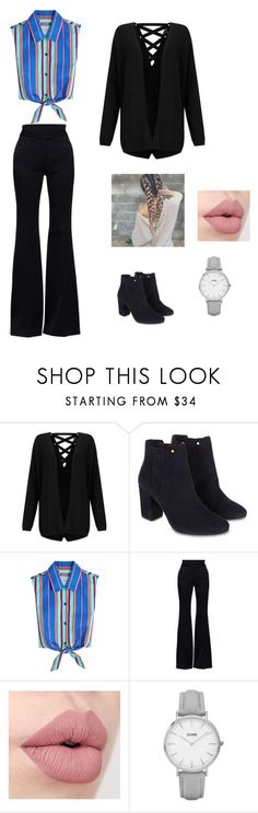 """""""Another Day 34"""" by iliveforsomething on Polyvore featuring Miss Selfridge, Monsoon, Moschino, Alexander McQueen and Topshop"""