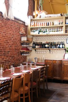 Le Pigeon, this place looks delish in a dish. Kinda pricey but maybe for a nice dinner...