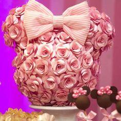 Festa Minnie por Mundo Caramelo