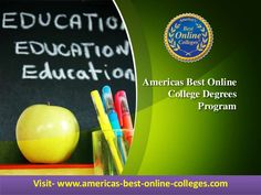 Build a better career and life with our #onlinedegreeprograms!