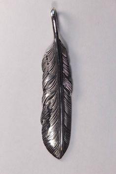 Horizon Blue オールシルバー フェザー  #horizonblue #handmaid #eagle #feather #TAKA #フェザー #イーグル #ホリゾンブルー #jewelry #instacoolpicture #instagood #instacool #silver #ファッション #ordermade #recreate #cool #LFC #LFC代官山 #自由が丘  http://www.horizon-blue-ty.com/