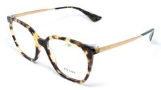 Quem precisa usar óculos de grau não precisa perder o estilo e a elegância, a armação Prada VPR 11T é um exemplo de desenho delicado e elegante para quem quer estar na moda.  https://www.oticasbrasil.com.br/prada-vpr-11t-7s0-1o1-oculos-de-grau