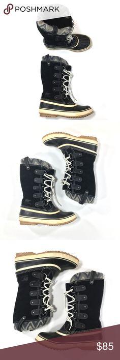 Sorel Women's Snow Angel Lace Boots Size 9.5