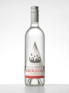Krogstad Festlig Aquavit™ | House Spirits Distillery. Portland, OR