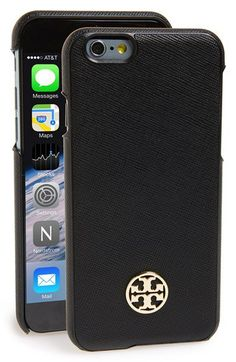 Tory Burch 'Robinson' Saffiano Leather iPhone 6 Case | Nordstrom