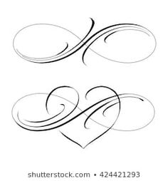 Find Infinity Love Icon Vector Valentines Day stock images in HD and millions of other royalty-free stock photos, illustrations and vectors in the Shutterstock collection. Heart With Infinity Tattoo, Tattoos Infinity, Infinity Tattoo Designs, Heart Tattoo Designs, Wrist Tattoos, Tribal Tattoos, Tattoos Skull, Love Symbol Tattoos, Word Tattoos