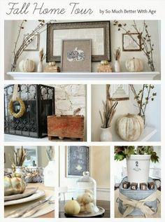 Urban Retreat Furniture: Fall Decorating