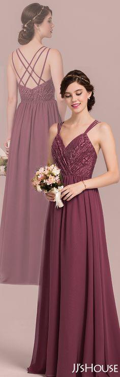 The right bridesmaid dress that fits everyone! #JJsHouse # Bridesmaid