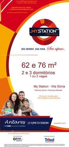 My Station - Vila Sônia - Trisul - Pertinho da futura estação Vila Sônia do Metrô