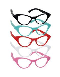 Gary Classic Cat-Eye Glasses - Party City party favors to play with on the tables 50s Theme Parties, 70th Birthday Parties, 50th Party, Party Themes, Party Ideas, Bunco Themes, Grease Party, Grease Theme, Fifties Party