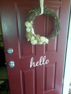 Loving my door!  https://www.facebook.com/pages/Uppercase-Living-Independent-Demonstrator-Sheila-Gebhardt/128090360567225