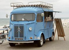 roof deck* Citroen HY [by Fine Cars, via Flickr]