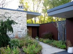 Sold for $470,000 on 02/17/16. 15 Photos. 4 bed, 3.0 bath, 0 sqft house at 27 Graymoor Lane. Mid-Century Modern architectural gem, custom designed by Edward Dart.  15 foot high ceiling in living room; 11 foot high in great room and media room.   Steel framed with limestone rock and glass walls.  Gorgeous walnut walls and doors inside. Passive solar architecture with huge windows. Stereo system wired throughout.  2 wood-burning fireplaces. Slate entry and foyer.  Interior and exterior blend…