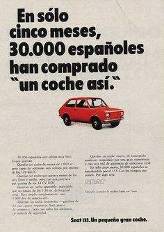 Seat 133. Año 1975