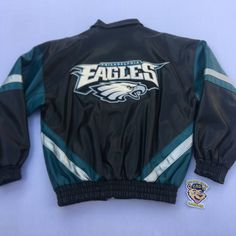A personal favorite from my Etsy shop https://www.etsy.com/listing/558977754/vintage-mens-medium-philadelphia-eagles