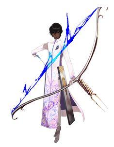 「Fate/Grand Order」,最後に明らかにされた新サーヴァントは「アーチャー」。CVは島崎信長さん,デザインをpakoさんが担当…
