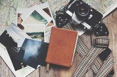Keep your journeys alive by creating a home for the memories…  Confession: I have never kept a travel journal. Counterintuitive, I know, for someone who is now as we speak writing a post about creatin