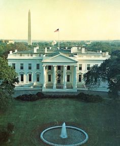 the white house | The White House - Facts and Pictures 004