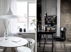 Matplatser i olika stilar – 7 fina bilder att inspireras av